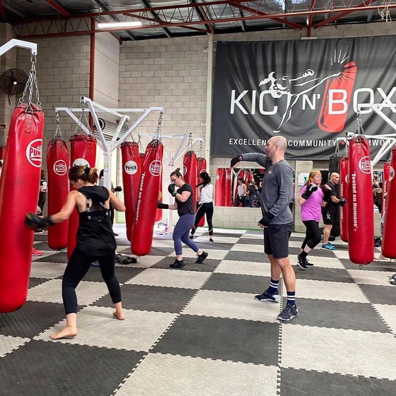 Kickboxing Gyms Adelaide