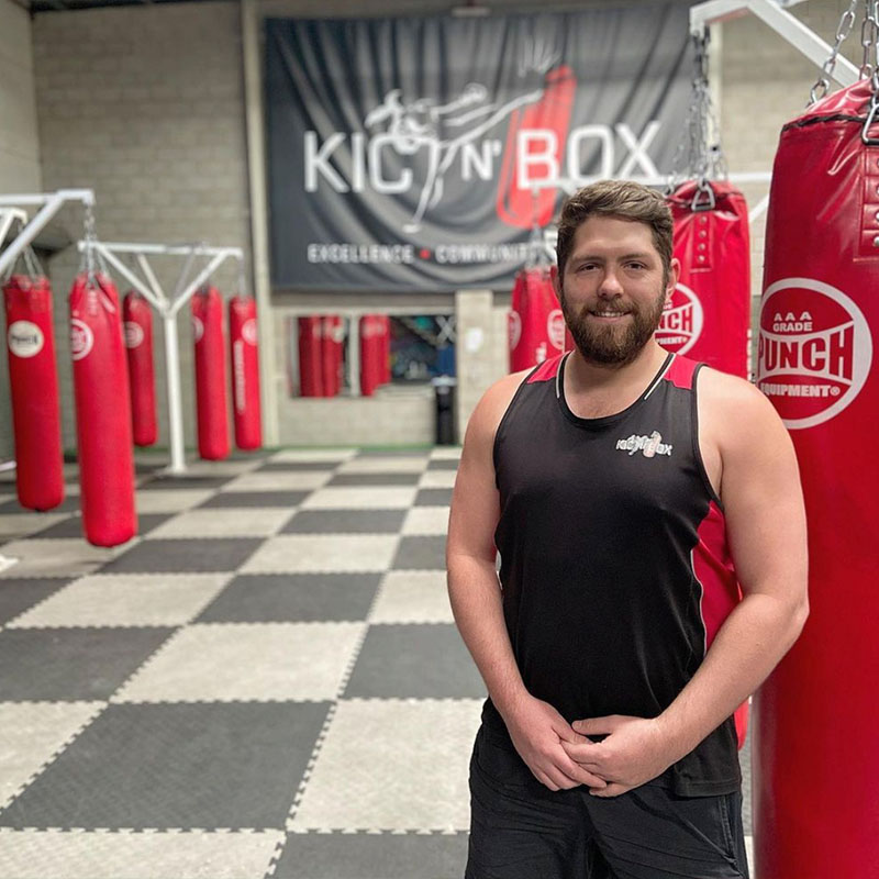 Alex Kick N' Box Trainer