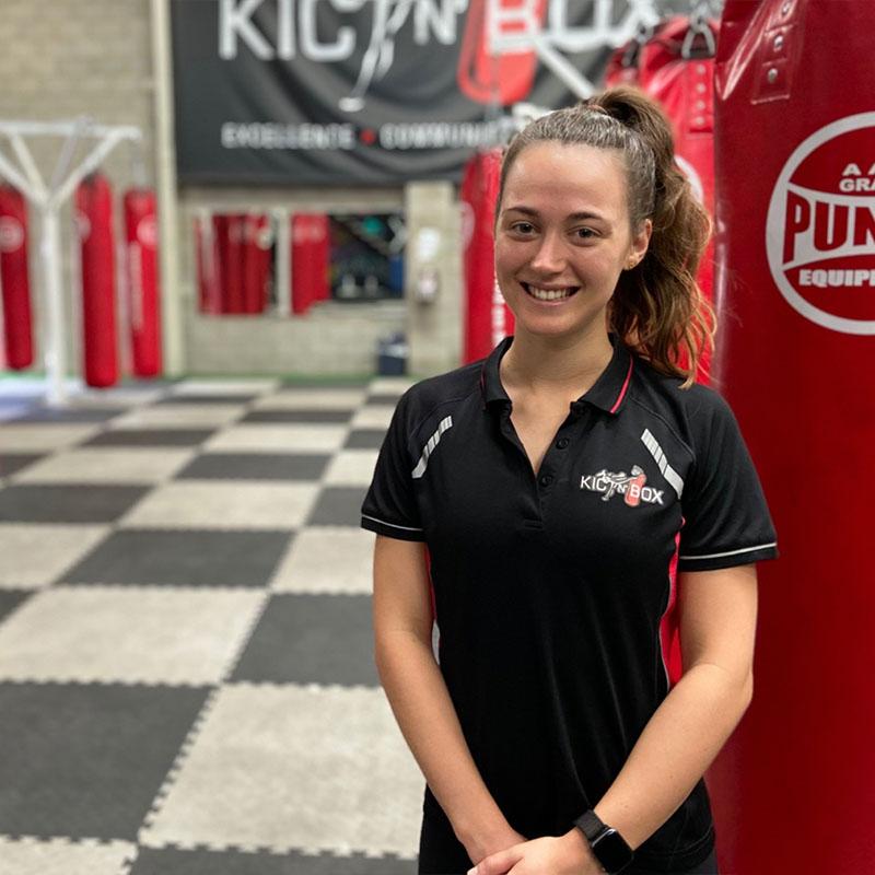 Grace Kick N' Box Trainer