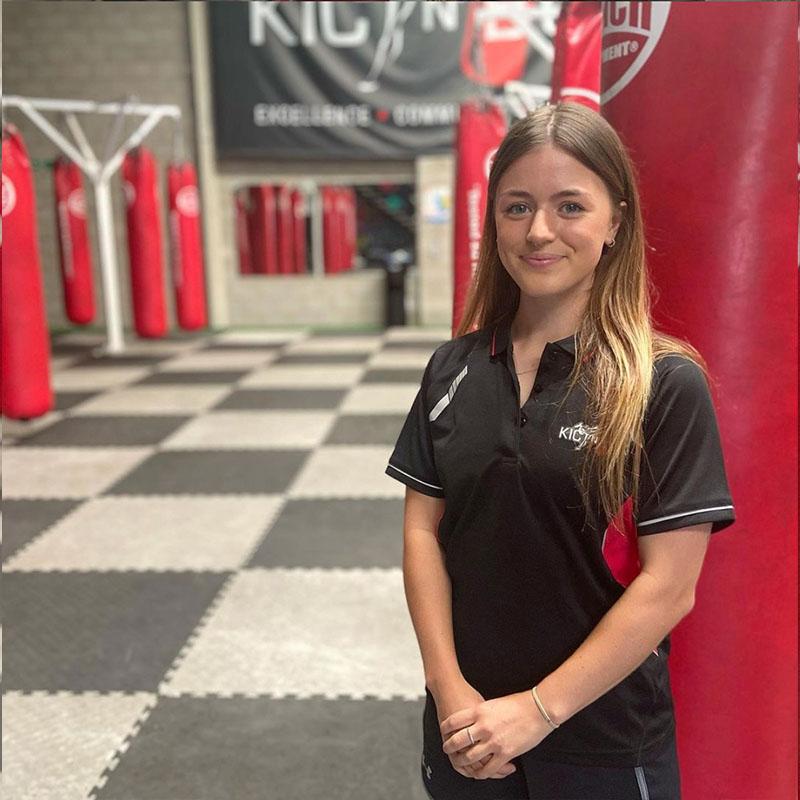 Hannah Kick N' Box Trainer