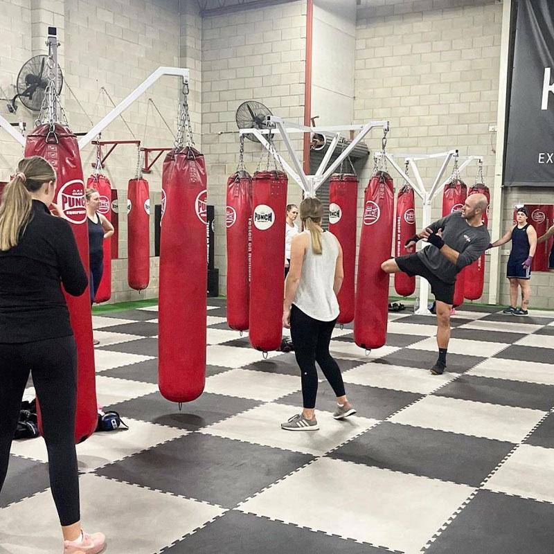 Kickboxing Adelaide