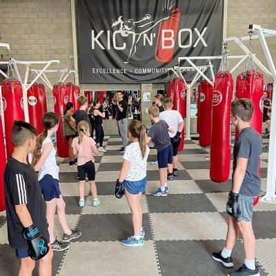 Kids Kickboxing Adelaide