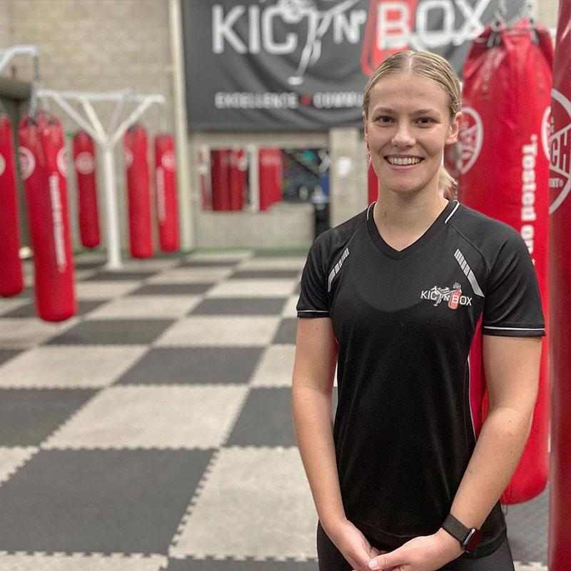 Maddie Kick N' Box Trainer