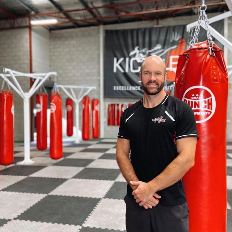 Simon Wiese Kick N' Box Owner